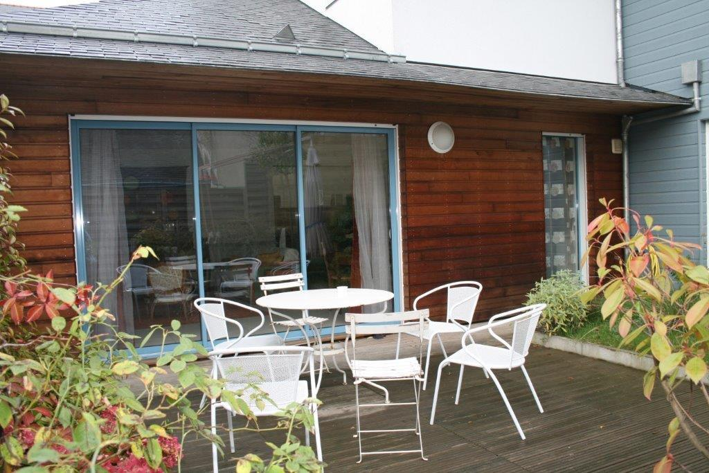 Vente appartement terrasse angers centre for Prix m2 angers